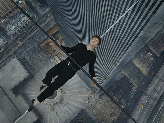Review: <i>The Walk</i>, High-Wire Bravado at World Trade Center