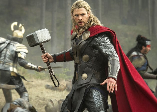 Thor: The Dark World movie review