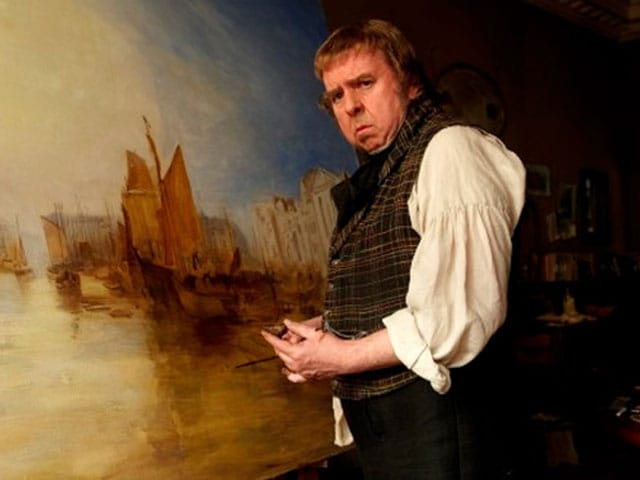 Mr Turner: The Painter Was a Piece of Work, Too