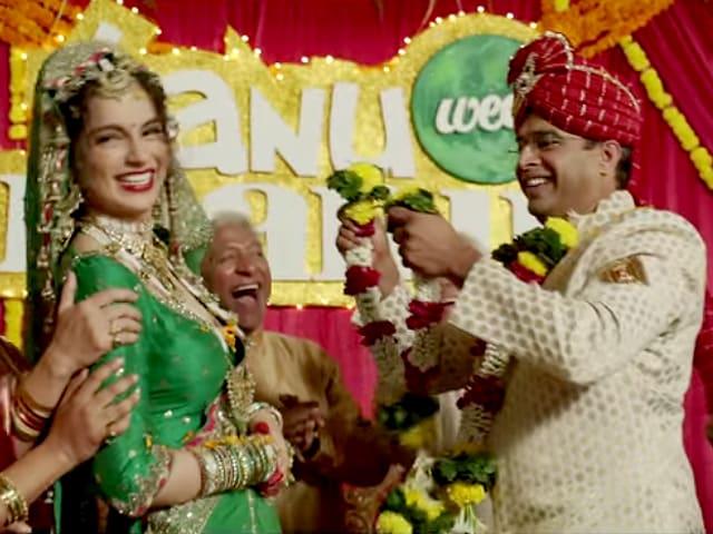 <i>Tanu Weds Manu Returns</i> Movie Review
