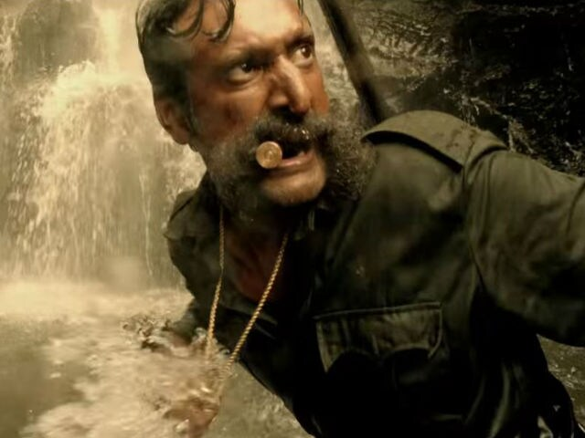 <i>Veerappan</i> Movie Review