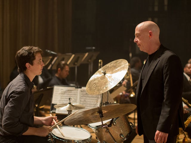<i>Whiplash</i>: Drill Sergeant in the Music Room