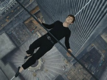 Review: The Walk, High-Wire Bravado at World Trade Center
