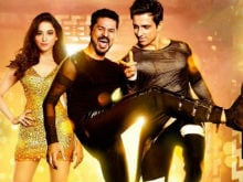 Tutak Tutak Tutiya  Movie Review: Prabhudheva, Tamannaah's Film Keeps You In Splits