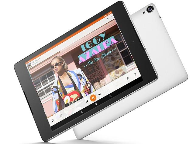 HTC Google Nexus 9 tablet was launched in October 2014. The tablet