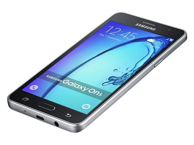 Samsung Galaxy On5 price, specifications, features, comparison