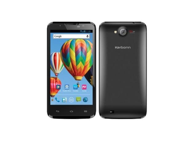 karbonn s7 titanium: Karbonn Titanium S7,Karbonn Titanium S7 price  specifications  features  comparison