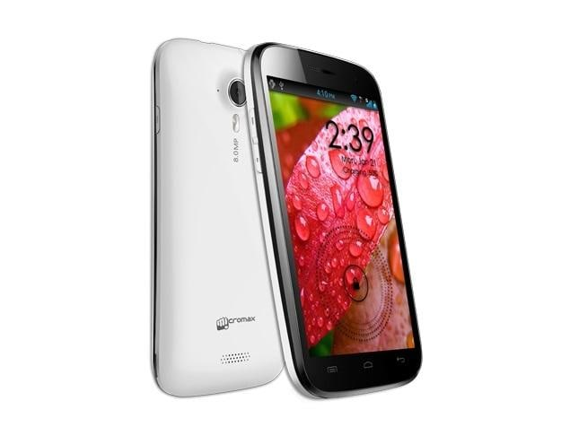 Micromax A116i Canvas HD
