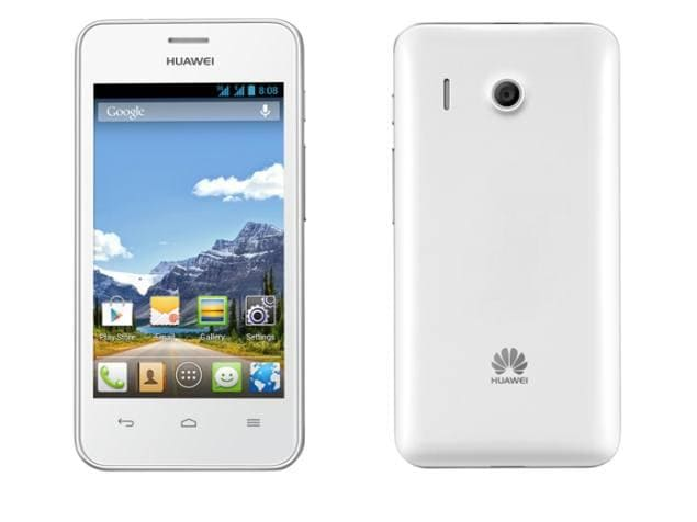 Huawei Ascend Y320 price, specifications, features, comparison