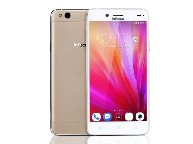 InFocus M680 smartphone was launched in December 2015. The phone comes ...
