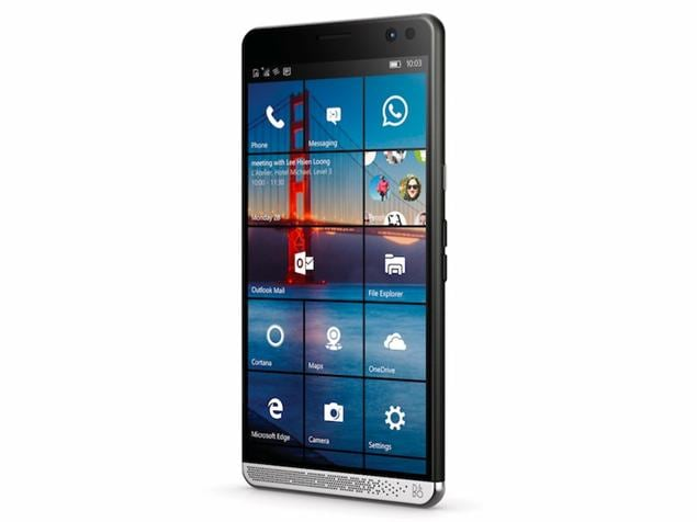 HP's monster spec Windows 10 smartphone is a fearless move