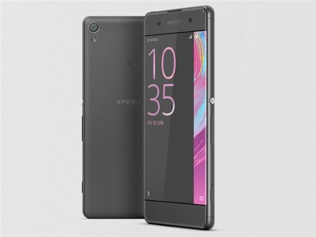 sony xperia xa price specifications features comparison. Black Bedroom Furniture Sets. Home Design Ideas