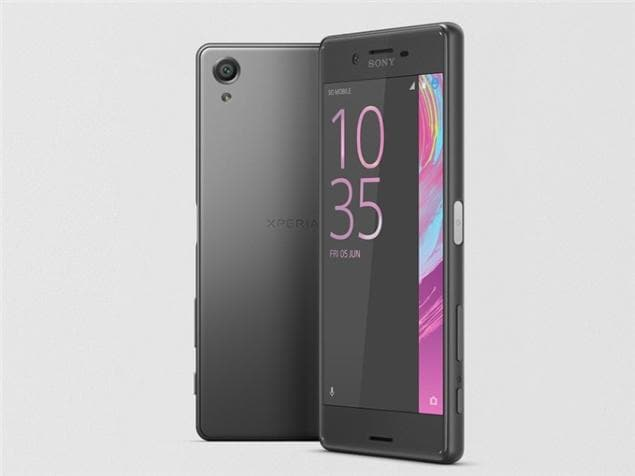 sony xperia x price specifications features comparison. Black Bedroom Furniture Sets. Home Design Ideas