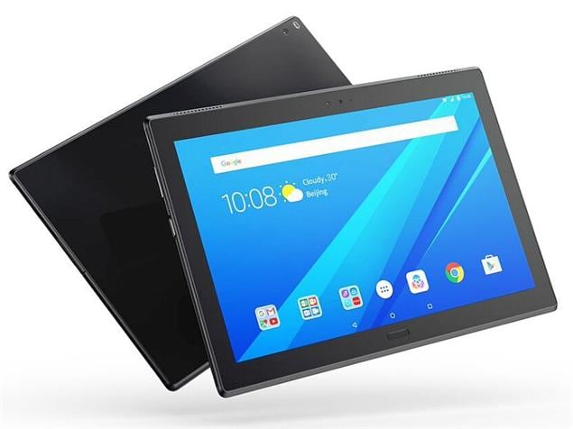 lenovo tab 4 10 plus price specifications features