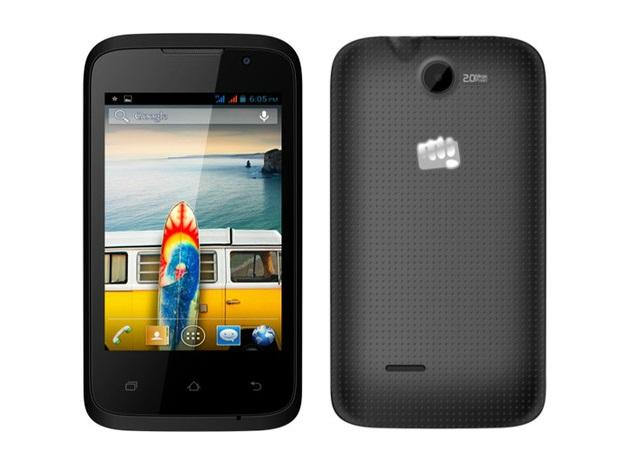 Micromax Bolt D303 With 3G Support Launched at Rs. 3,499 | NDTV ...
