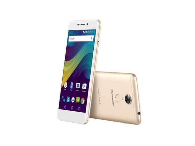 Panasonic Eluga Pulse Smartphone Launched in India at Rs 9690