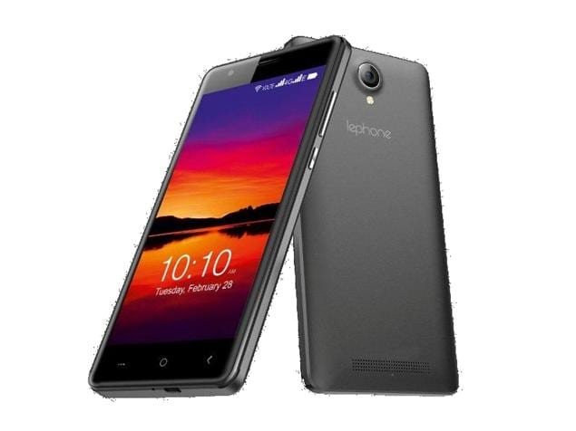 Lephone W7 Price Specifications Features Comparison