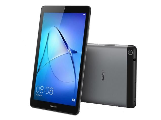 Huawei launches two MediaPad T3 devices