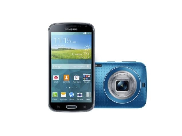 Samsung Galaxy K zoom price, specifications, features, comparison