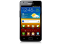 Samsung Galaxy S II phone