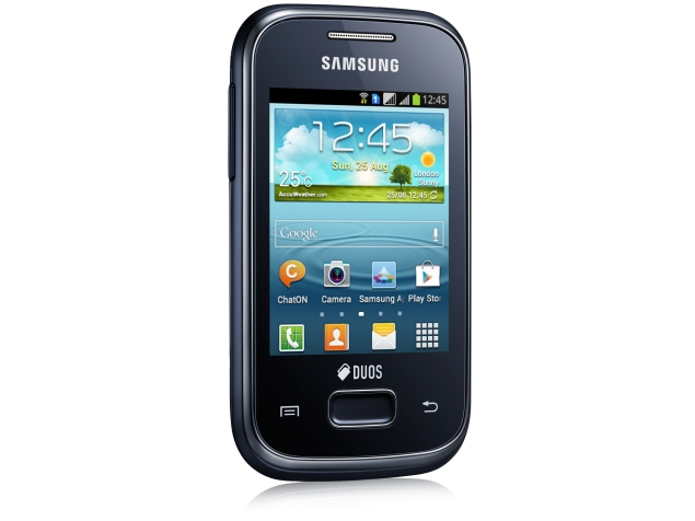 Samsung Galaxy Y Plus