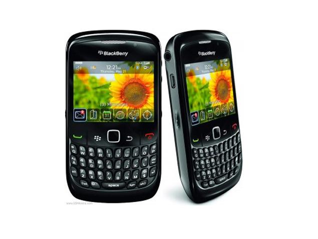 Blackberry curve 8520 black export lazada singapore