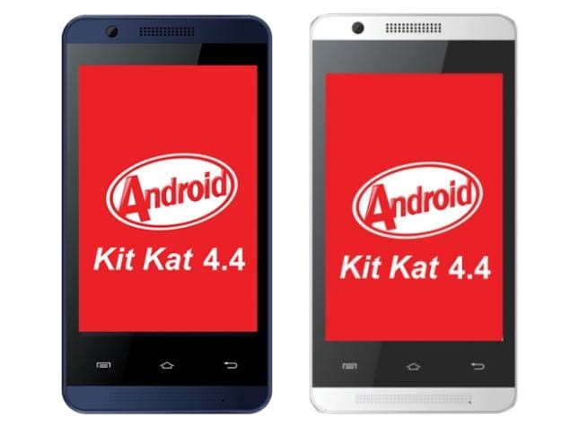 Android KitKat mobile