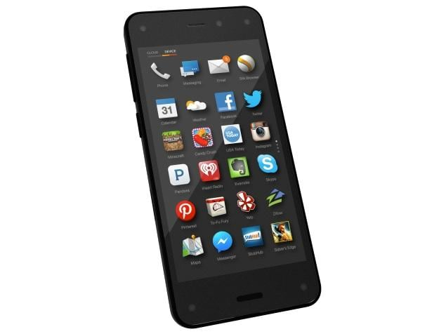 Amazon Fire Phone Smartphone features specifications price ...
