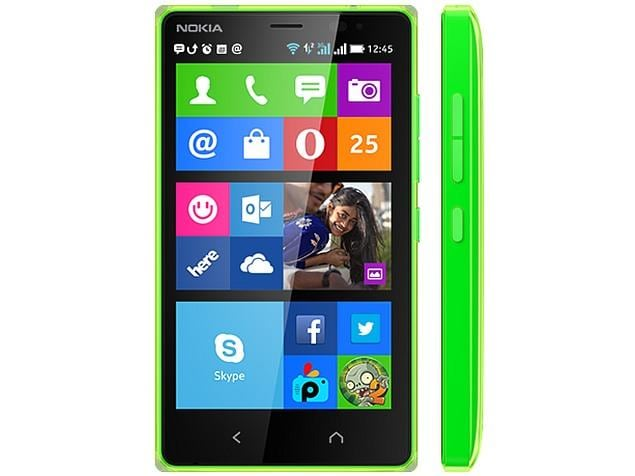 Image result for Nokia X2