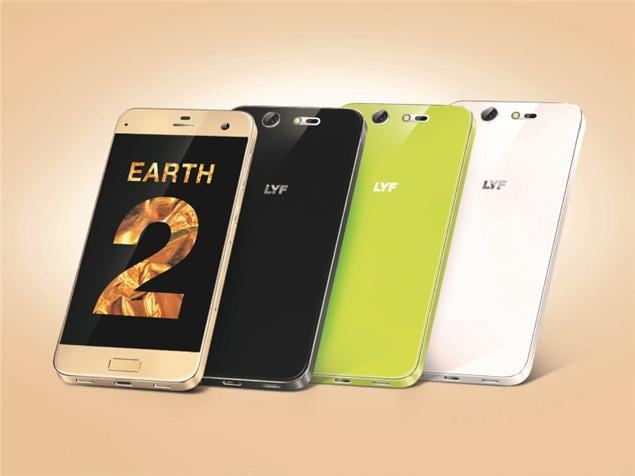 Lyf Earth 2 Launched in India: Everything you need to know
