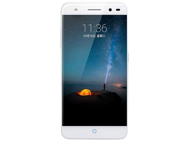 Image result for ZTE Blade A2S with 13-Megapixel rear camera unveiled in India at Rs 6,800