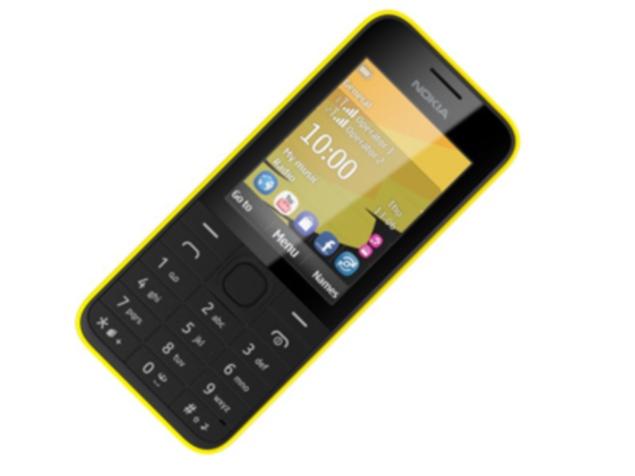 Nokia Asha 208 Dual sim Black simfree/unlocked mobile phone ...