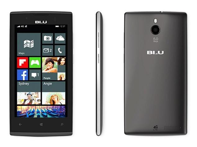Blu Win JR LTE