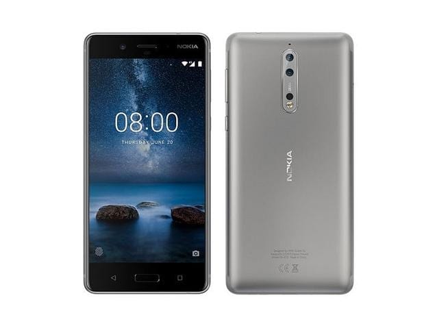 Nokia 8 Price Specifications Features Comparison