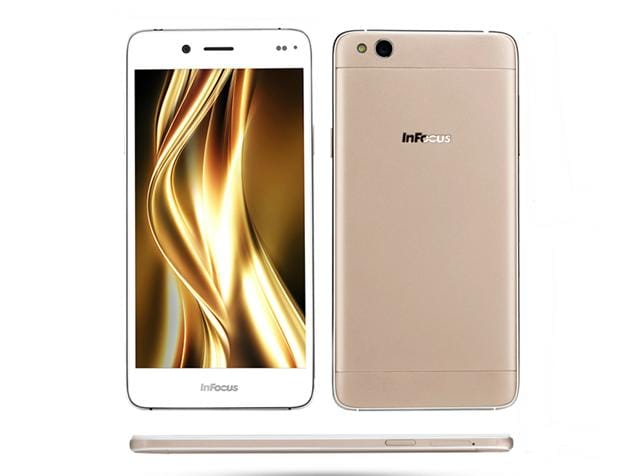 InFocus Bingo 50+ With 13-Megapixel Rear Camera, Octa-Core Processor Launched at Rs. 7,999