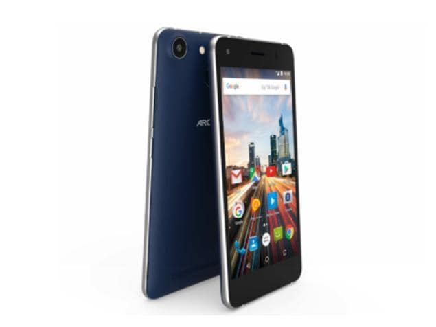 Archos to launch water-resistant 50 Saphir during IFA 2016