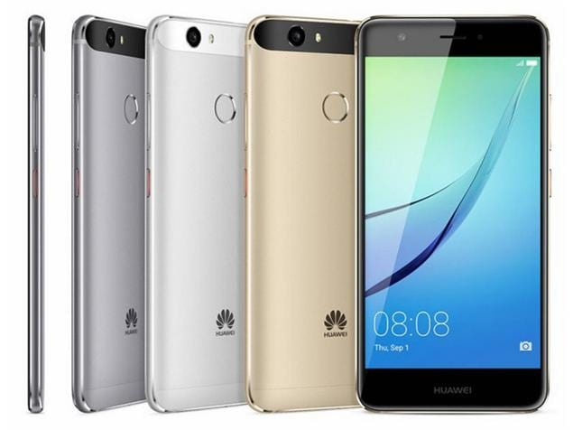 Huawei Nova And Nova Plus Smartphones Revealed At IFA
