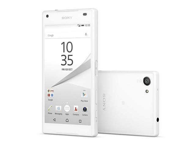телефон сони xperia z5 компакт цена фото