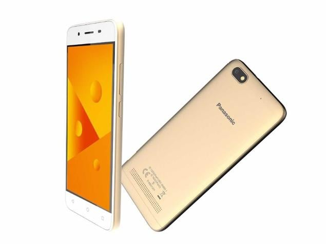 Panasonic P99 with 5 inch Display, Android N, Launched at Rs. 7490