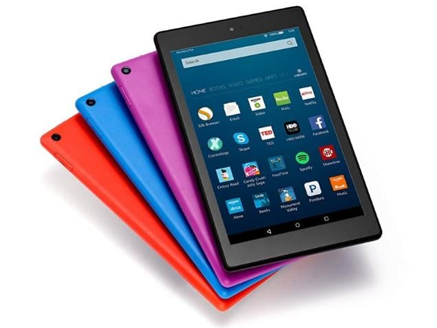 Amazon Fire HD 8 tablet 2016 refresh cuts price but doubles performance