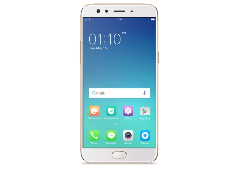 Oppo F3 Mobile Phone Hard Reset And Remove Pattern Lock