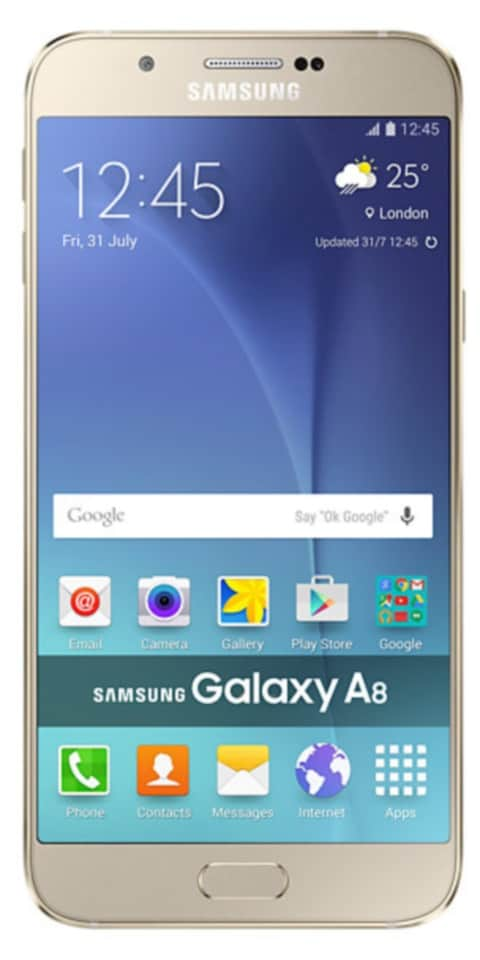 samsung galaxy a8 price specifications features comparison. Black Bedroom Furniture Sets. Home Design Ideas