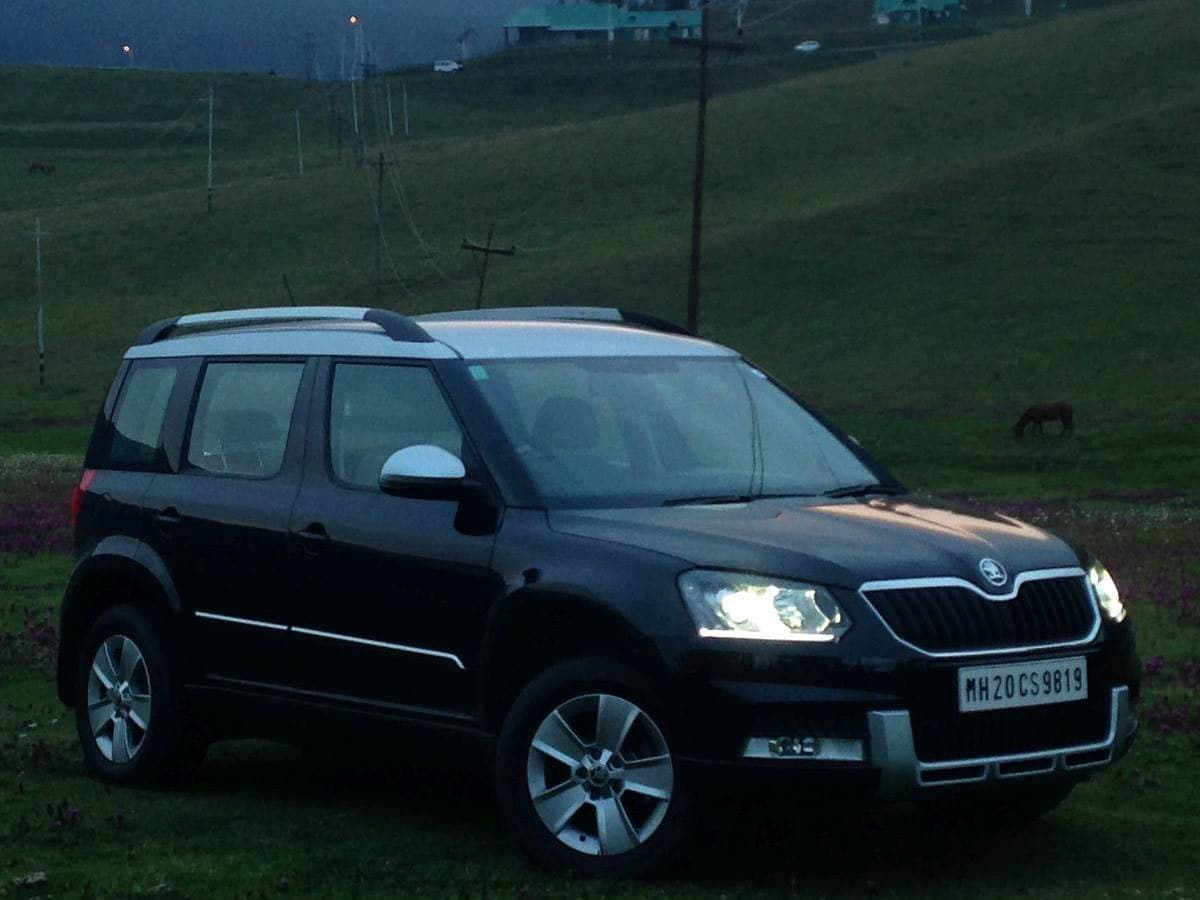 new skoda yeti photo gallery. Black Bedroom Furniture Sets. Home Design Ideas