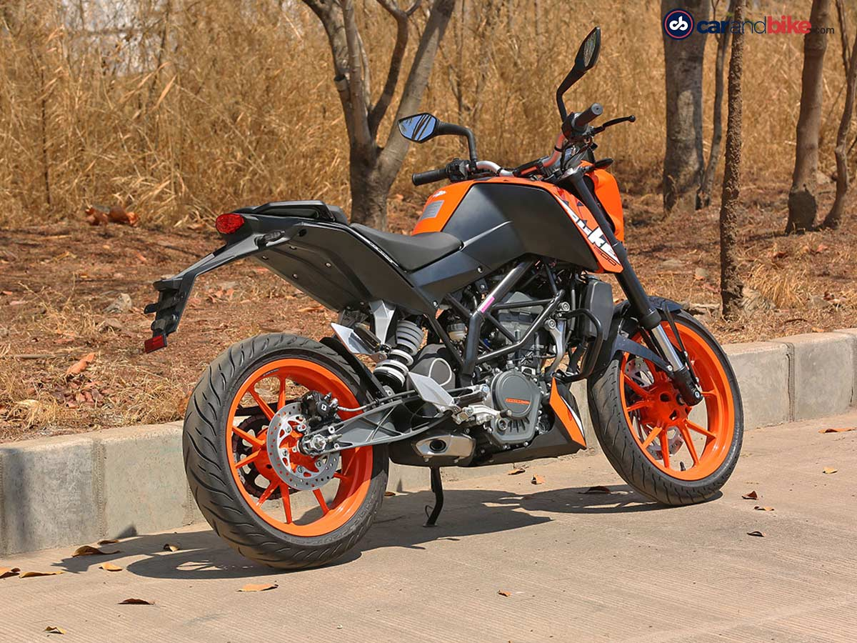 2017 Ktm 200 Duke Review
