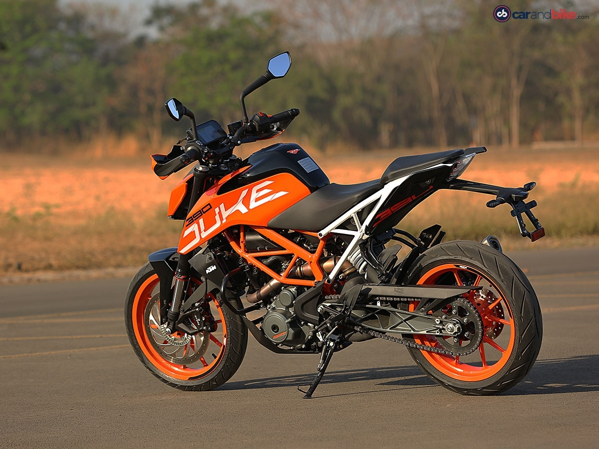 Ktm Duke  First Ride Review