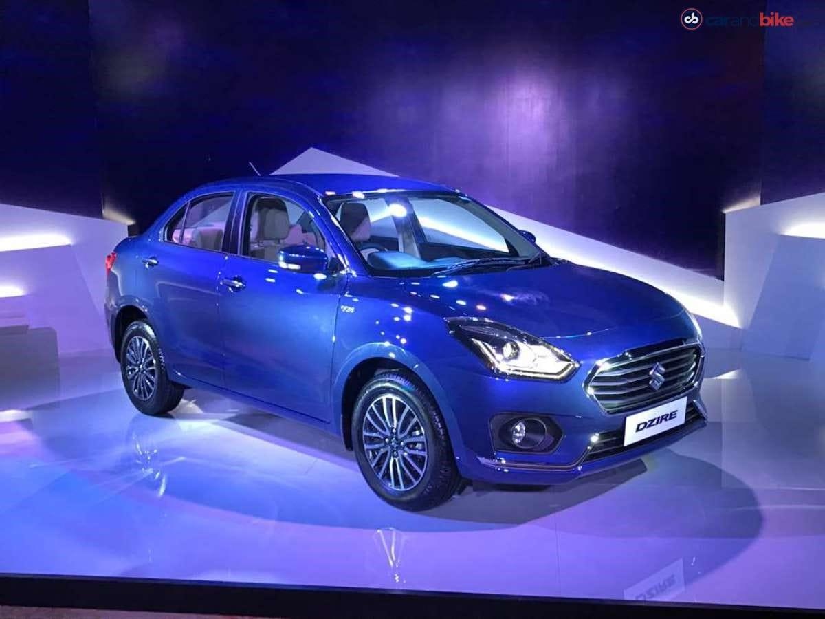 2017 Maruti Suzuki DZire Unveil