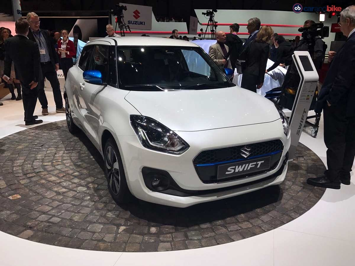 This is the third generation of the Maruti Suzuki Swift and it's all about the sporty design accompanied by handling and performance