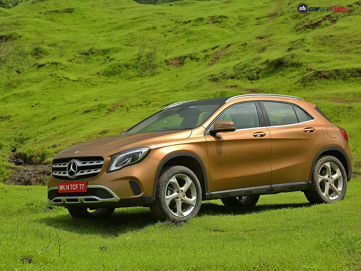 2017 mercedes benz gla facelift review for Mercedes benz ratings