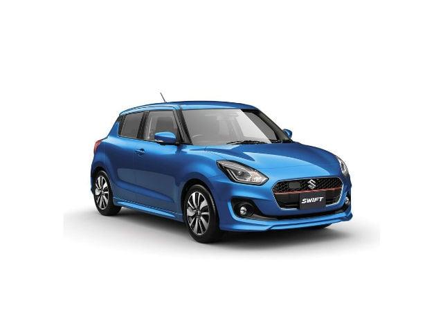 2017 Suzuki Swift Hatchback