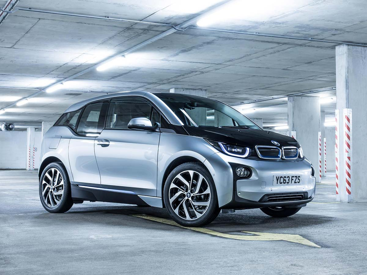 Bmw I3 Explained In Pictures